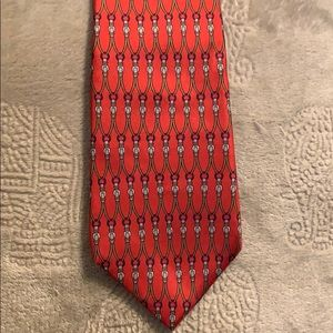 Christian Dior men's tie 100% silk